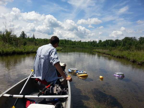 Greenhouse gas emissions from freshwater higher than thought