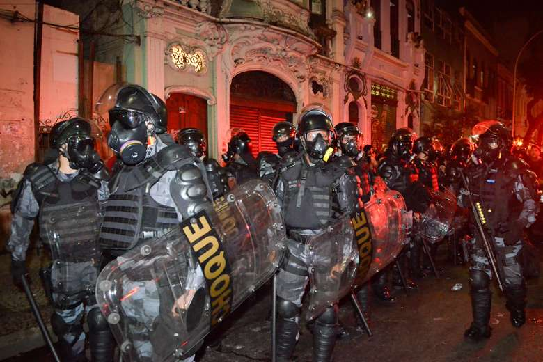Researchers study how to reduce deadly police force in Rio de Janeiro