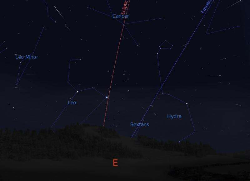 Prospects for the 2015 November Leonid meteors