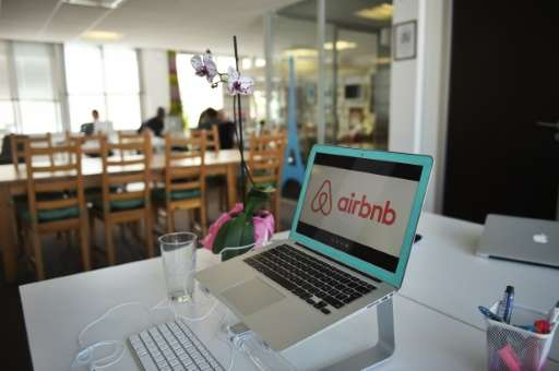 San Francisco-based Airbnb matches people wishing to rent out their homes or rooms to temporary guests