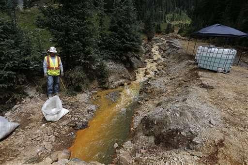 AP Exclusive: Colorado disputes key part of EPA mine report