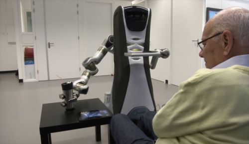 Researchers develop prototype of a robotic system with emotion and memory