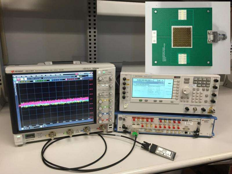Researchers demonstrate world's first 5G, 100 to 200 meter communication link up to 2 gbps