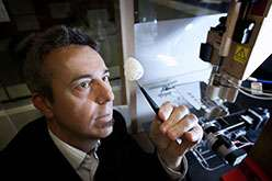Breakthrough in 3D printing of replacement body parts