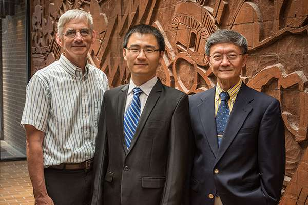 Research team explores a novel way to fabricate preforms for composites