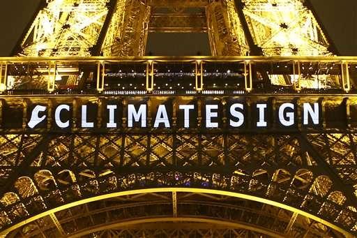 Climate negotiators say global deal is close in Paris