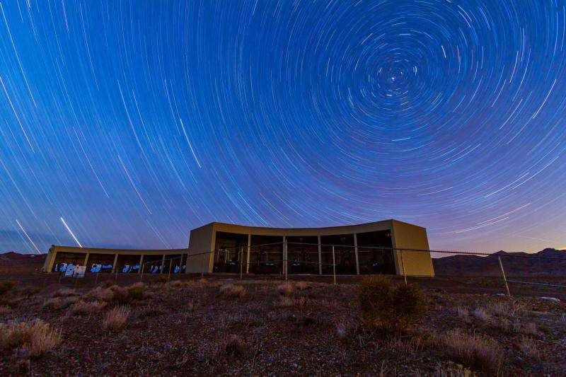Cosmic ray observatory to expand