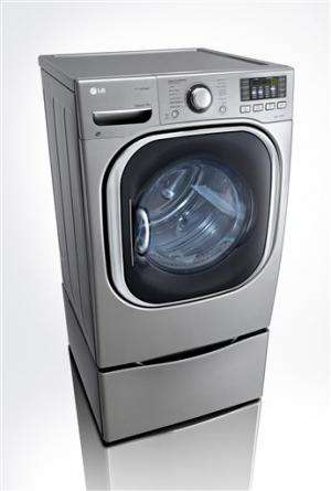 Dryers: Homes' energy guzzlers just got greener