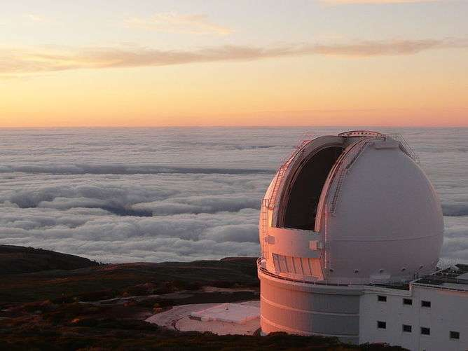 Galaxy survey to probe why the universe is accelerating