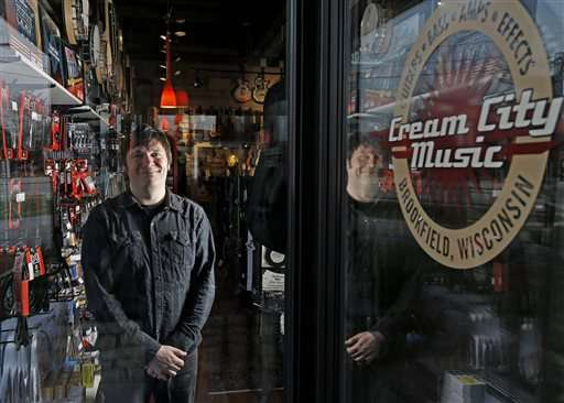 High-tech means higher sales for many small retailers