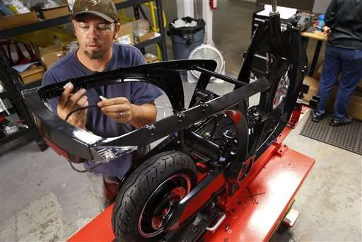 India SUV maker rides into US market ... on a scooter