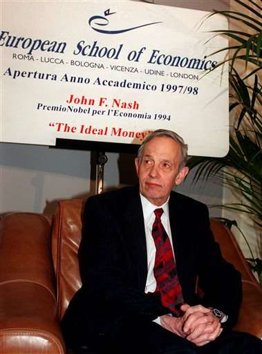 John Nash, wife, 'A Beautiful Mind' inspiration, die in NJ