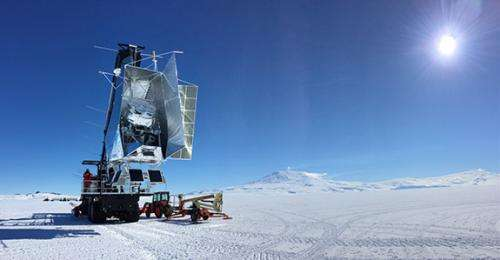Princeton satellite successfully heads to the 'edge of space' to study the early universe