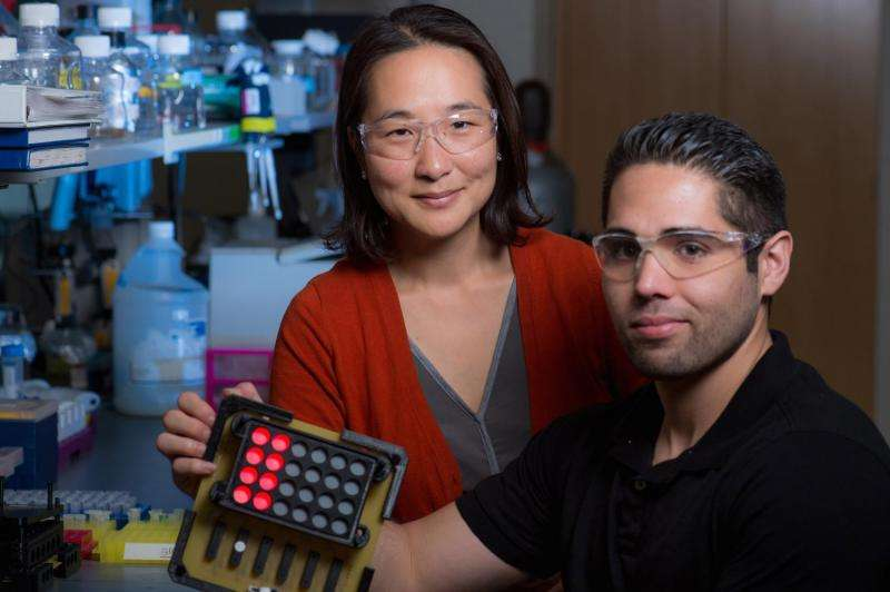 Red means 'go' to therapeutic viruses