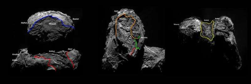 Rosetta's big day in the sun