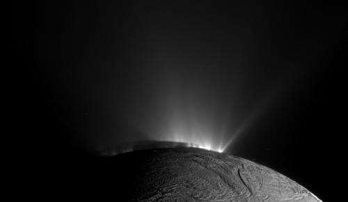 Saturn's moon Enceladus could be another location for life beyond Earth