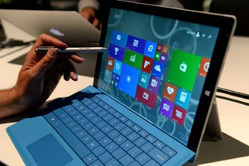 The Microsoft Surface Pro 3 tablet and accessories will be sold by Dell in Canada and the United States