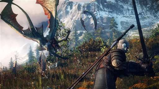 'The Witcher 3' takes a cue from 'Game of Thrones'
