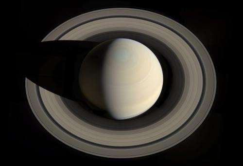 Which planets have rings?