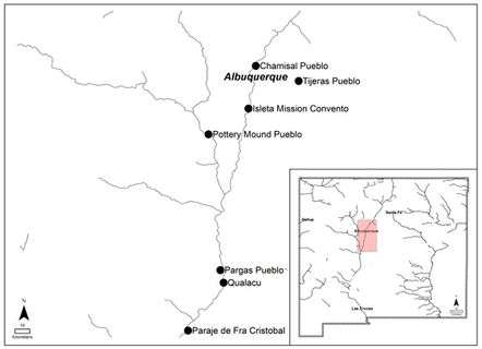 Research shows how Spanish colonists changed life in the Middle Rio Grande Valley