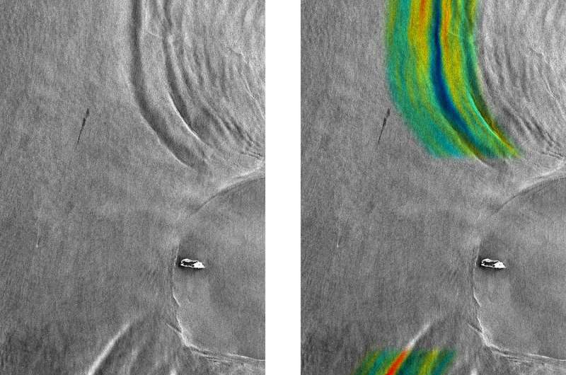 Scientists track speed of powerful internal waves