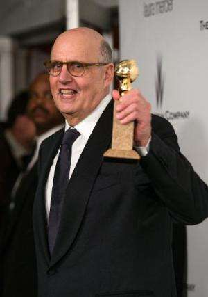 Actor Jeffrey Tambor arrives at The Weinstein Company and Netflix 2015 Golden Globes After Party, in Beverly Hills, on January 1