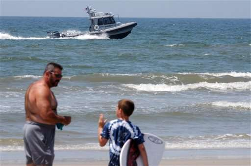 A factor in shark attack increase: More people in water