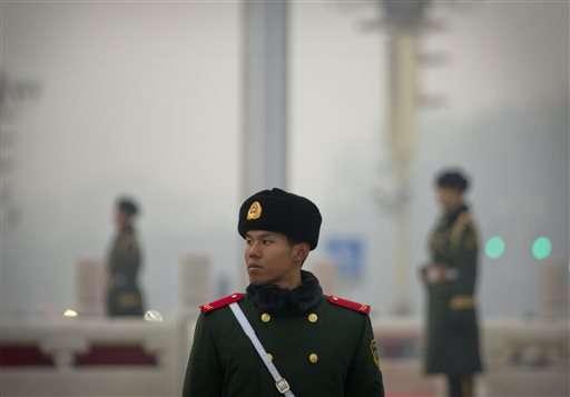 Air pollution in Beijing hits hazardous levels