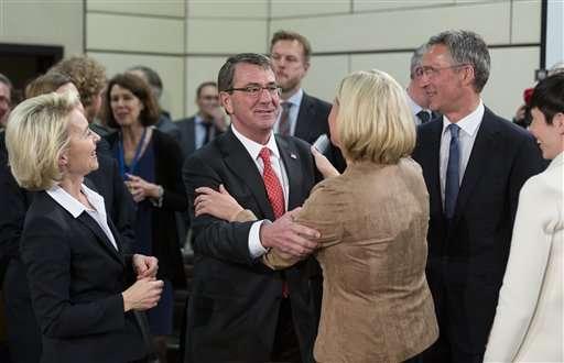 Carter: NATO must bolster cyber defense