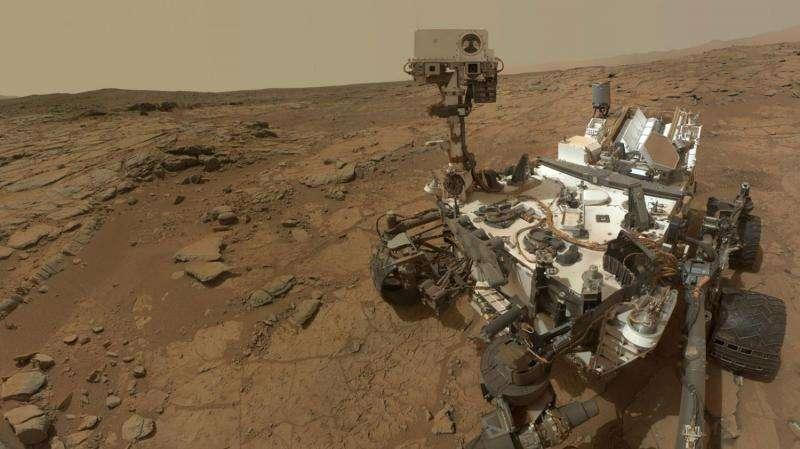 Curiosity rover finds biologically useful nitrogen on Mars