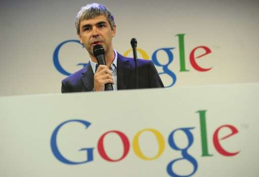 """Google unveiled a new corporate structure Monday, creating a parent company dubbed """"Alphabet"""" headed by chief executiv"""