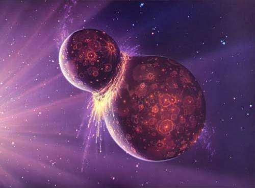 How are planets formed?