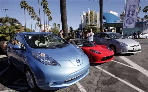 LA mayor envisions greener, more walkable city in the future