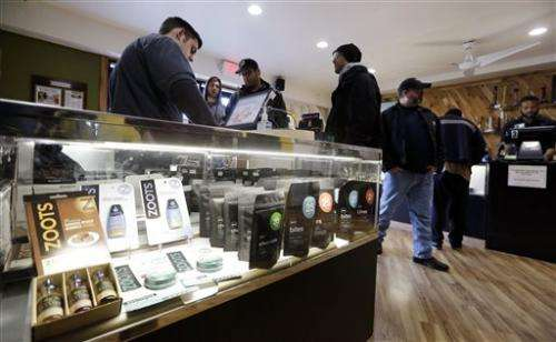 Medical marijuana a challenge for legal pot states
