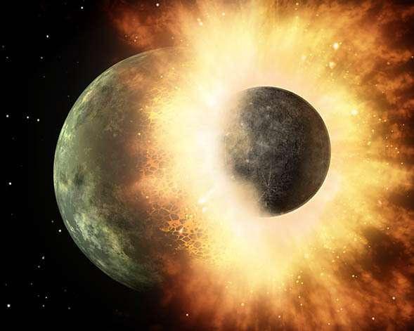 Mercury sole survivor of close orbiting planets