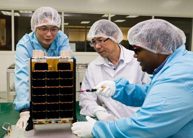 NTU Singapore successfully launches its fifth and sixth satellites