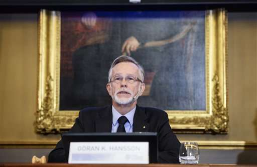 Princeton's Angus Deaton wins Nobel economics prize