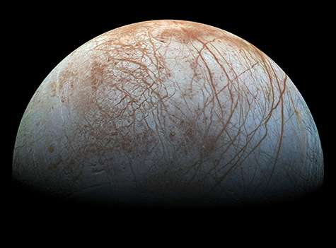Researcher discusses instrument designed for Europa mission