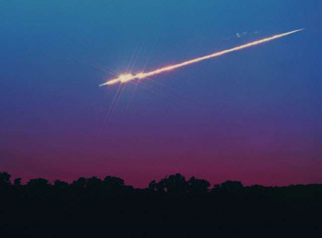 The difference between asteroids and meteorites