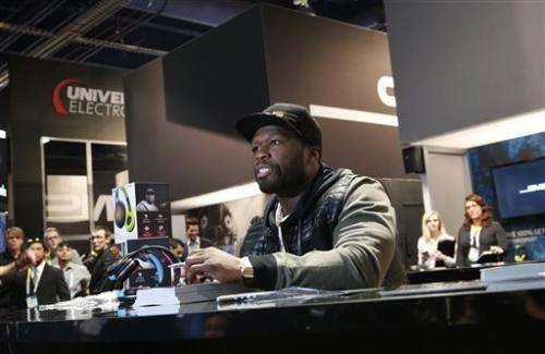 Want to turn heads at CES? Hire a celebrity (Update)