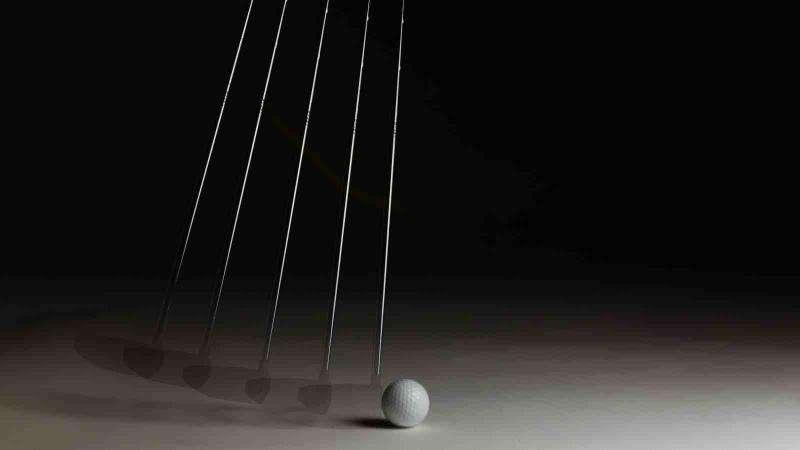 3D design putting golfers above par