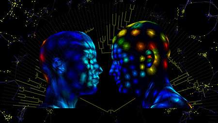 3-D human skin maps aid study of relationships between molecules, microbes and environment