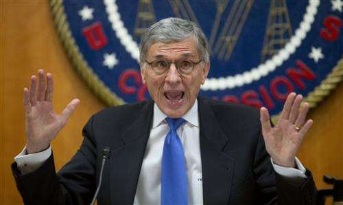 GOP says Obama aides meddled in 'net neutrality'