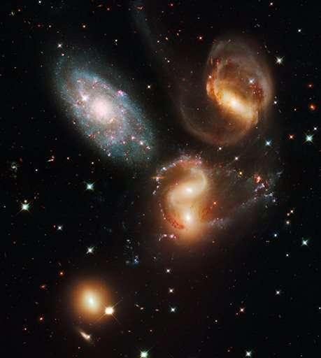 Hubble Space Telescope marking 25th anniversary in orbit