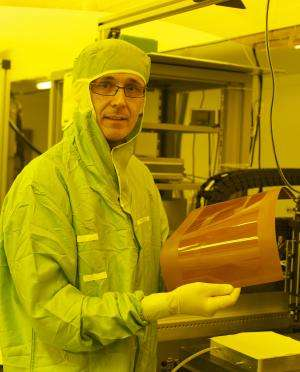 Researchers attach silicon photonic chips directly onto a processor package