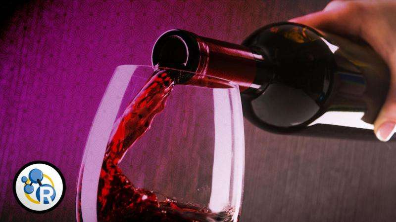 The chemistry of wine (video)