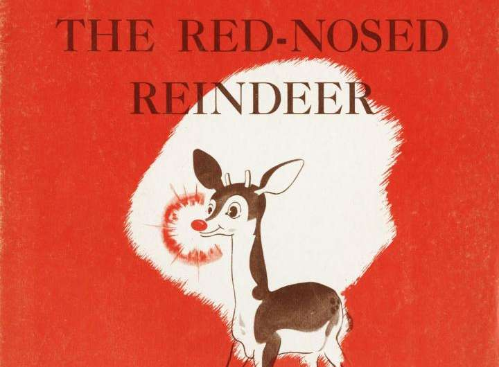 The scientific benefits of Rudolph's red nose