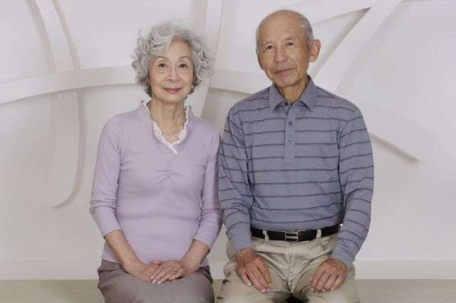 Researchers say Japanese-Americans' healthier golden years could be a model for other seniors