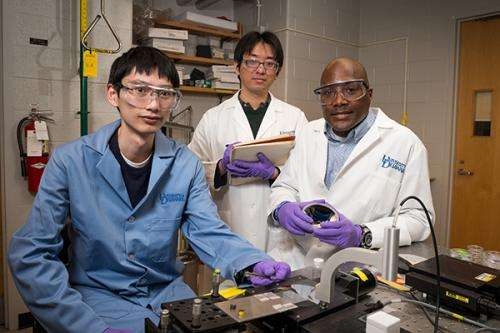 Researchers develop safer electrolytes and use novel technique to assess them