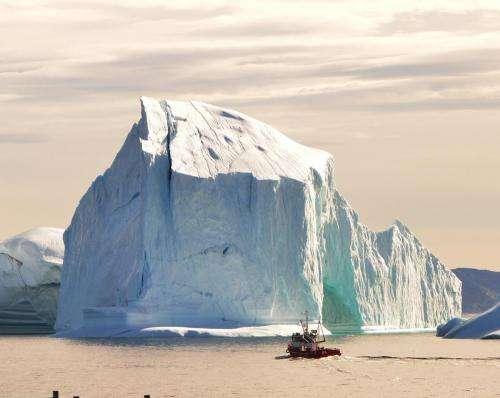 Climate change redistributes fish species at high latitudes